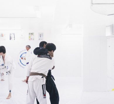 Jiu-Jitsu and Self-Defence Classes