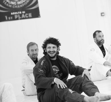 BJJ Classes for Kids and Adults