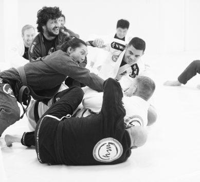 Jiu-Jitsu Lessons Sydney NSW