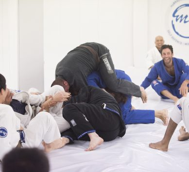 Jiu-Jitsu Training Camperdown