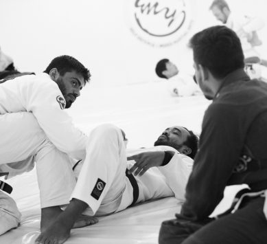 Brazilian Jiu Jitsu Fitness Program
