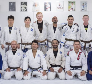 myBJJ Instructors Camperdown
