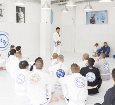 Adult Brazilian Jiu-Jitsu Gym