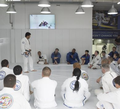 Brazilian Jiu Jitsu Gym Camperdown