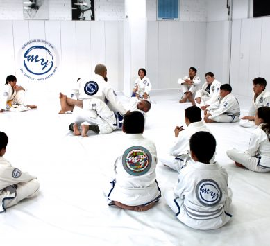 Workout with MYBJJ Instructors