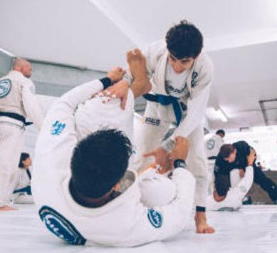 Mybrazilian Jiu-Jitsu Fitness Academy
