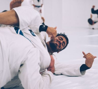 MYBJJ Brazilian Jiu-Jitsu Training