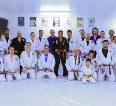 Carley Gracie BJJ Group
