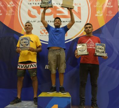 IBJJF International Jiu-Jitsu Championship