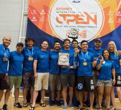 IBJJF Jiu-Jitsu Open Championship