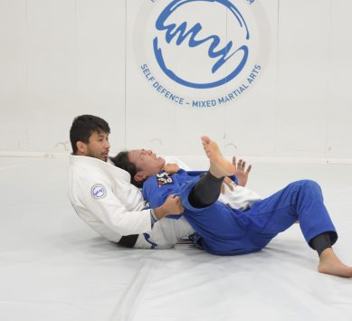 MYBJJ Self Defence Classes