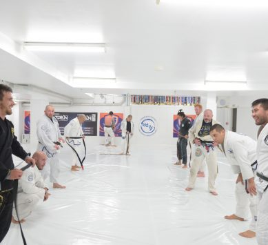 Professional BJJ Training