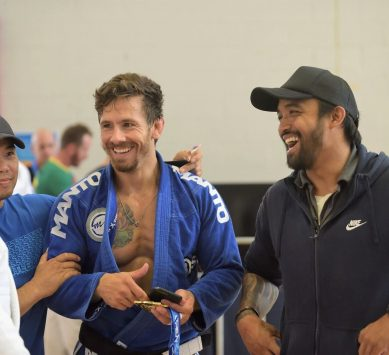 MMA Instructors at MYBJJ