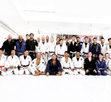 Brazilian Jiu-Jitsu Morning Class