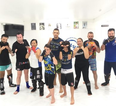 Kids and Adult Jiu-Jitsu Classes
