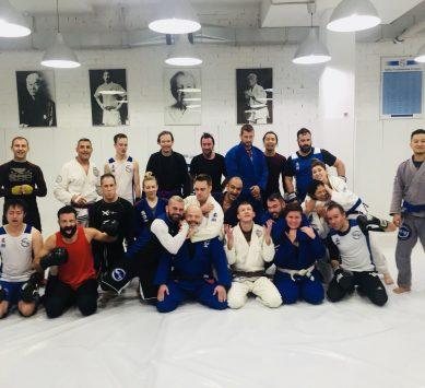 Jiu-Jitsu Morning Class